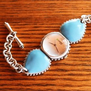 Lucky Brand Watch Turquoise